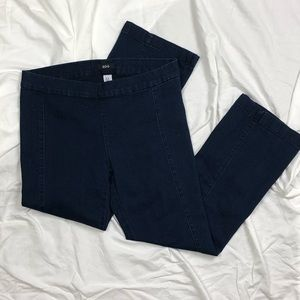 BDG Urban Outfitters Pull On Cropped Flare Jeans